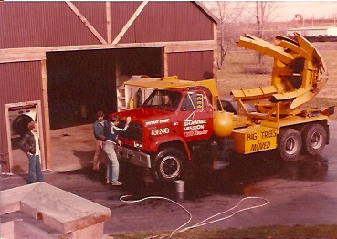 Shining up the Spade 1980