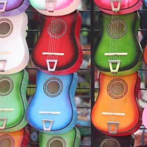 The Ukulele: A joyous little instrument with a big personality! By Grahame Baumber