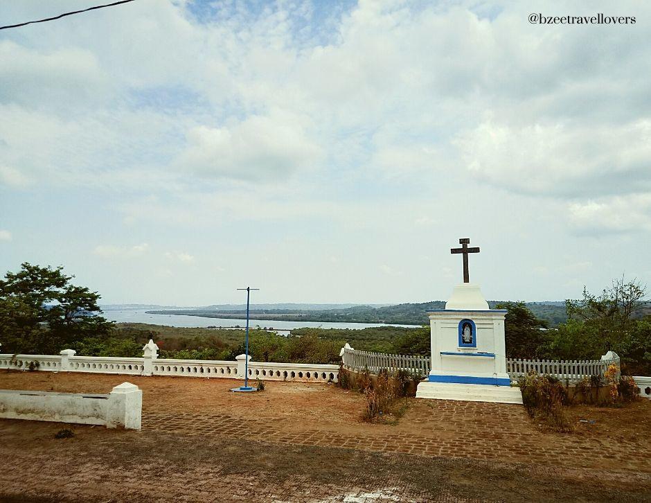 Piedada Divar Island Goa