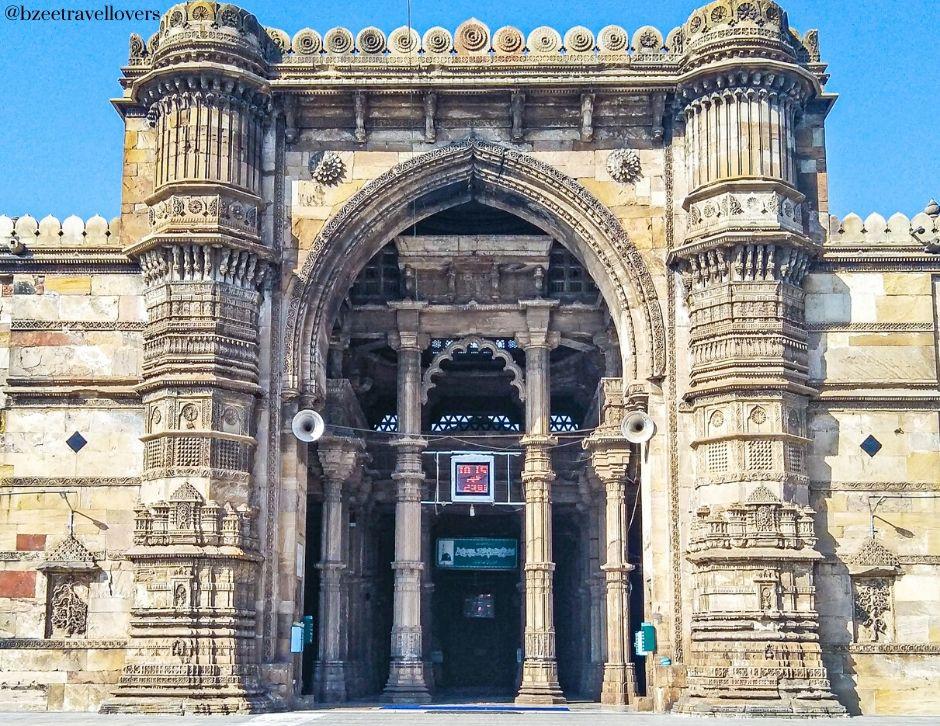 Jumma Masjid, Ahmedabad, Heritage walk
