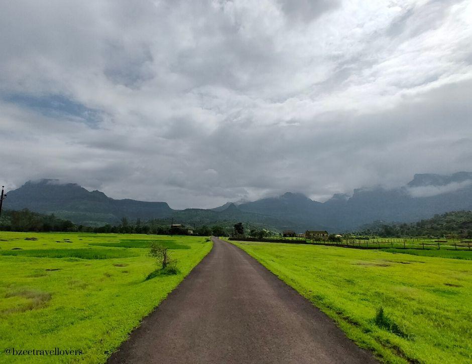 Dehene Village Maharashtra