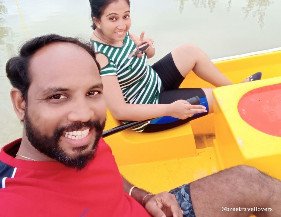 Paddle Boating at Fisherman Village Kelve Palghar