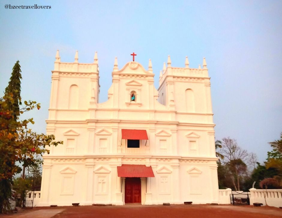 St. Mathias Church, Divar Island