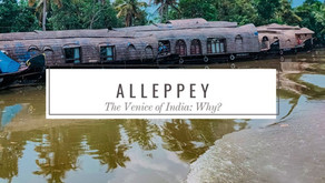 Alleppey: The Venice of India. Why?