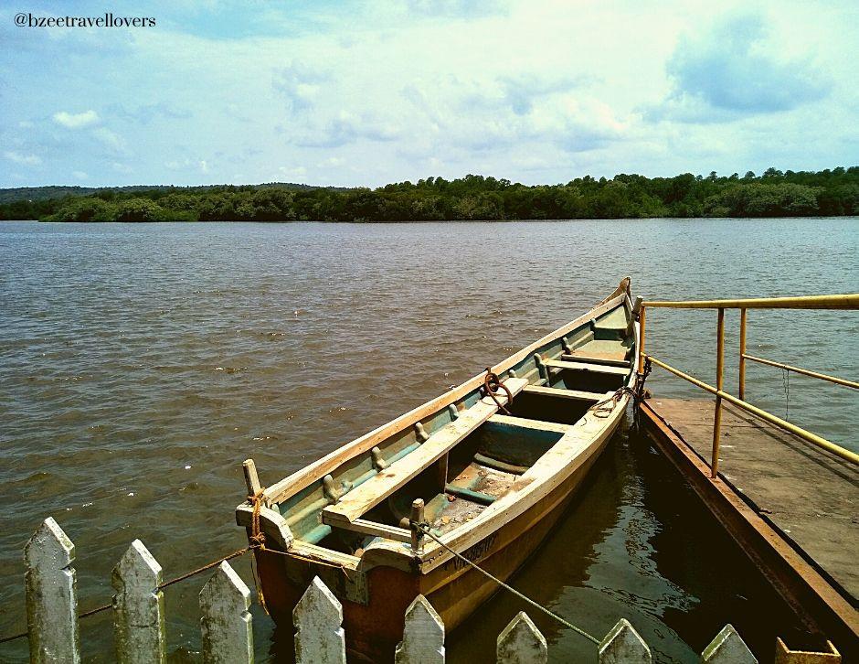 Divar Island Riverfront