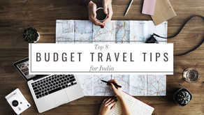 Top 8 Budget Travel Tips for Travelling in India (examples inside)