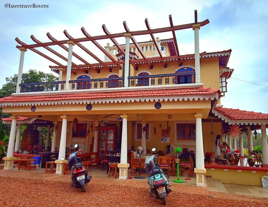 Where to stay in Divar Island