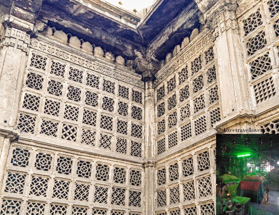 Badshah no Hajiro Ahmedabad, Heritage walk