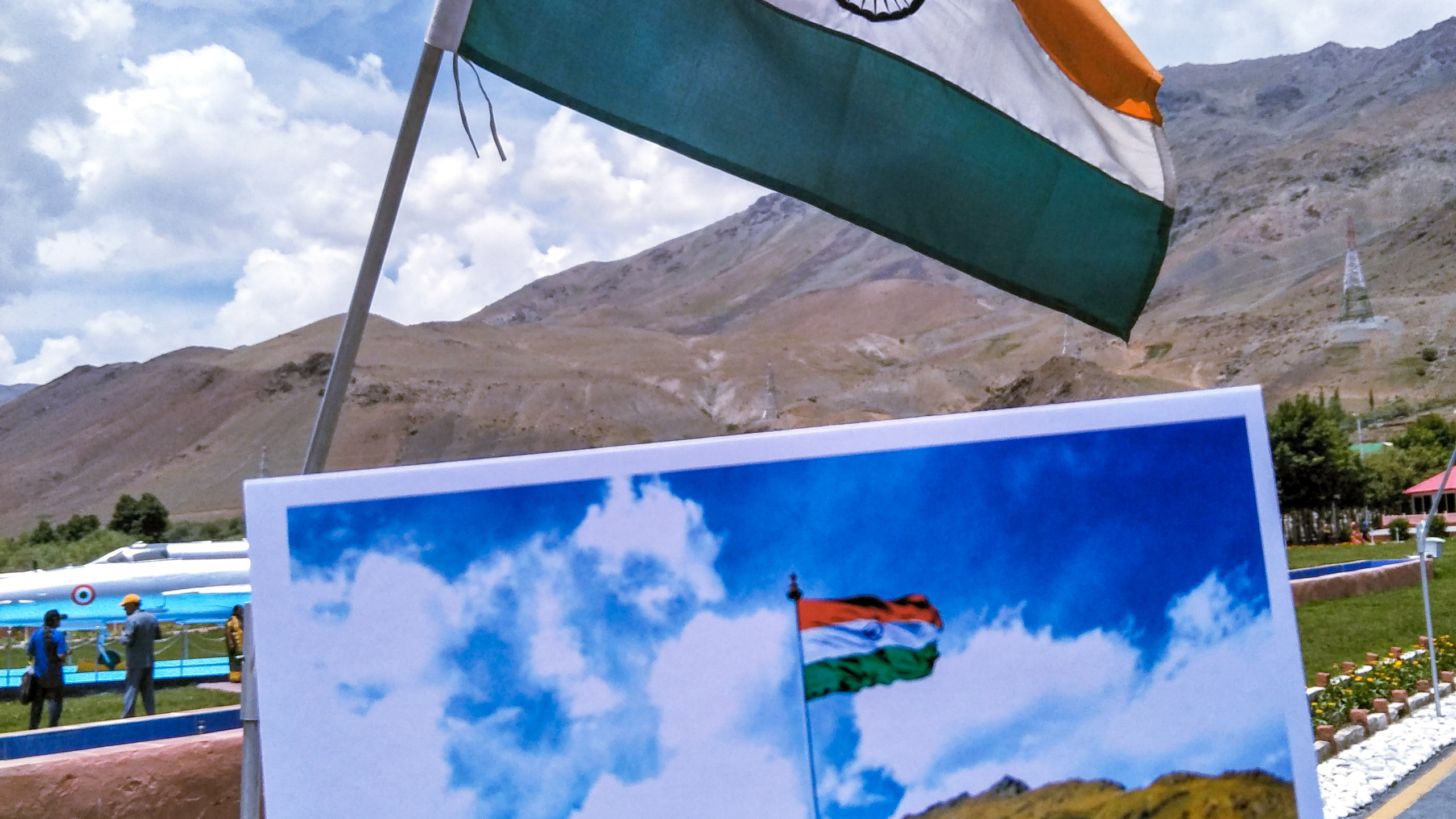 Postcard from Kargil