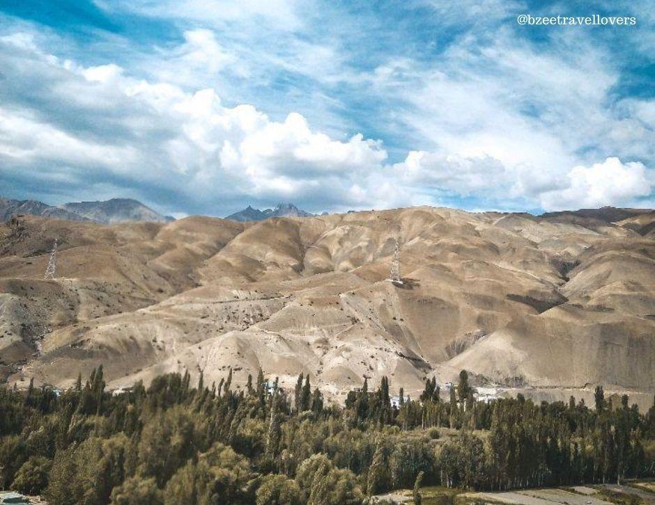 Leh-Ladakh road trip itinerary