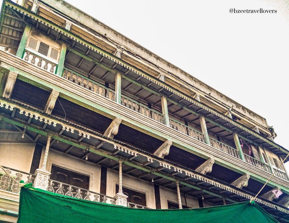 Harkunvar Shethani ni Haveli, Ahmedabad Heritage walk