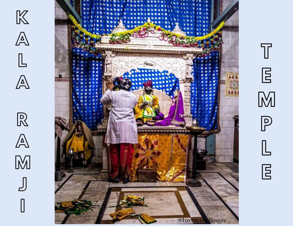 Kalaram temple kalaramji mandir Ahmedabad Heritage walk