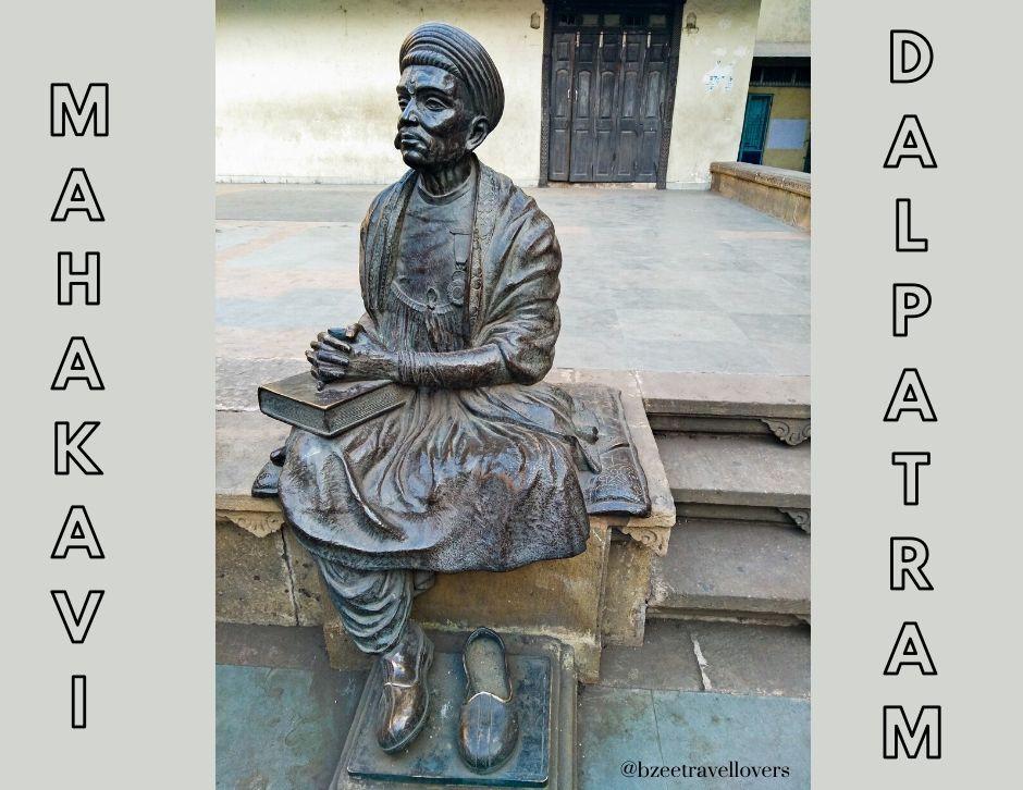 Kavi Dalpatram chowk, heritage walk ahmedabad