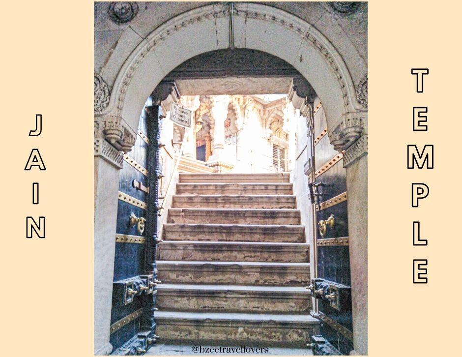 jain temple heritage walk Ahmedabad