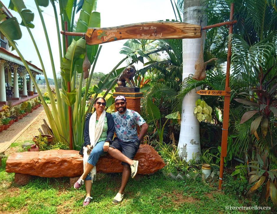 Moradia Dos Quadros Divar Island Goa