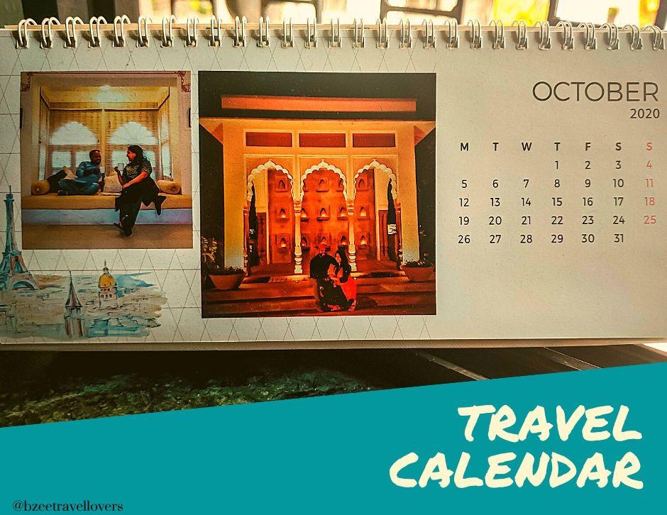 Travel calendar pictures travel pics
