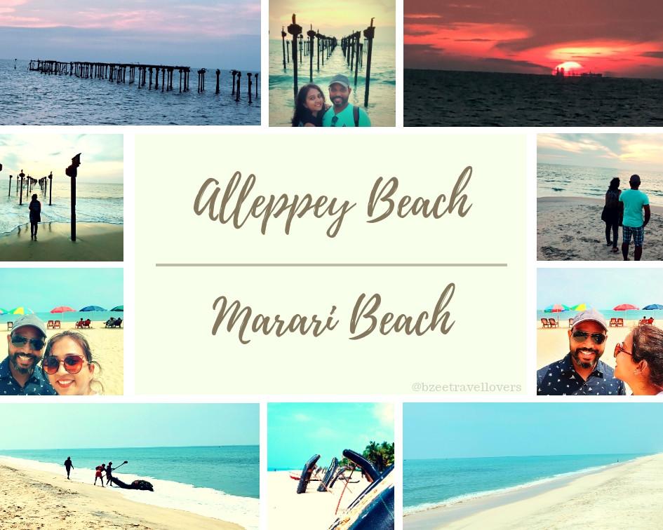 Alleppey Beach Marari Beach