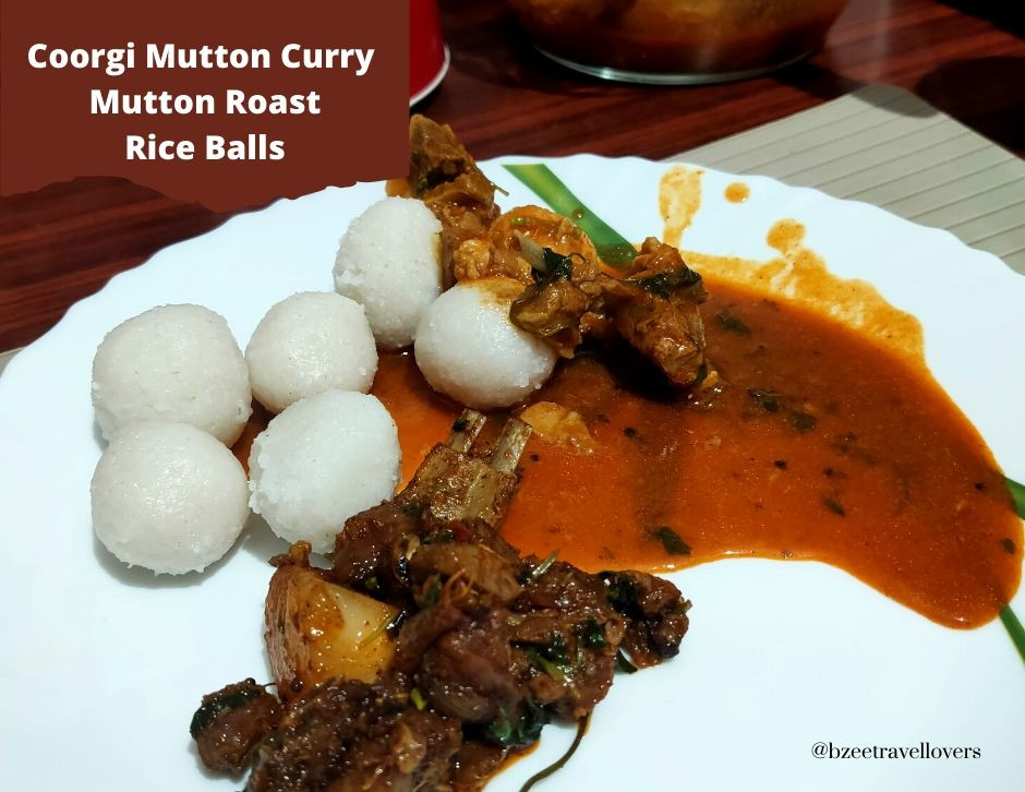 Food in Coorg
