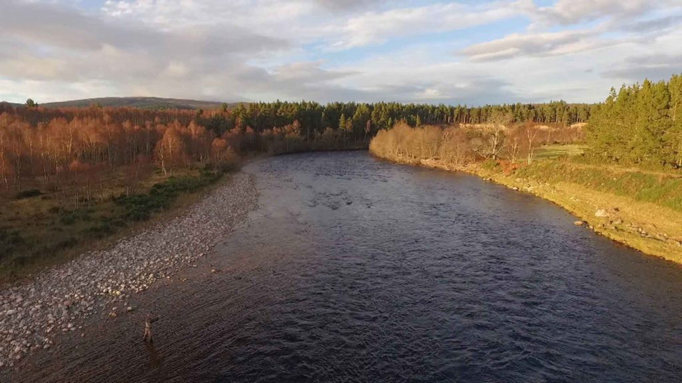 The River Dee