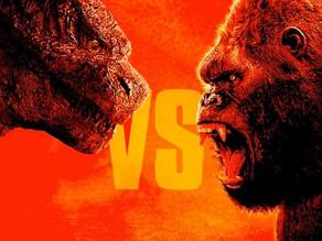 Crítica  com spoilers - Godzilla vs Kong