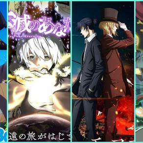 Temporada de Animes: Adeus Inverno, Olá Primavera