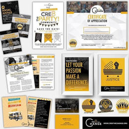 Cre8 the Change Branded Content