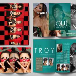 Soigne Magazine Design vol 2