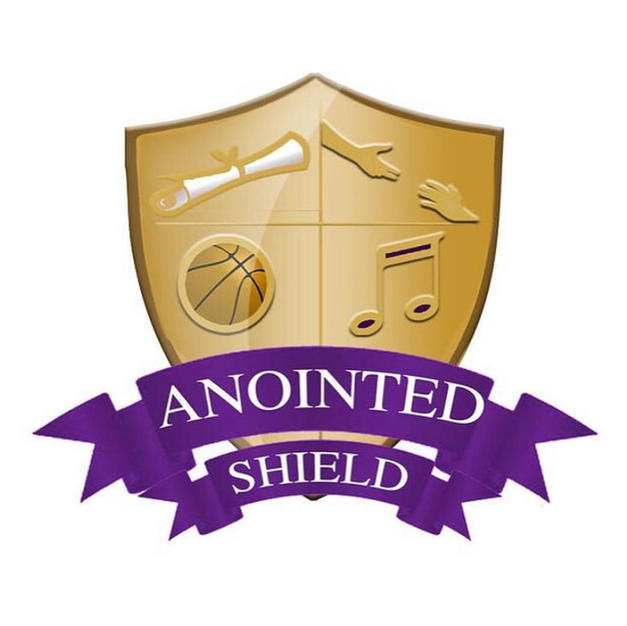 Anointed Shield Logo
