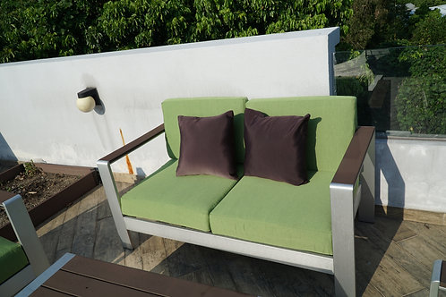 Rugged Outdoor sofa Love seat Made-To-Order 堅固戶外梳化雙人位訂製