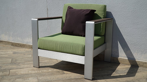 Rugged Outdoor sofa single seater Made-To-Order 堅固戶外梳化單人位訂製