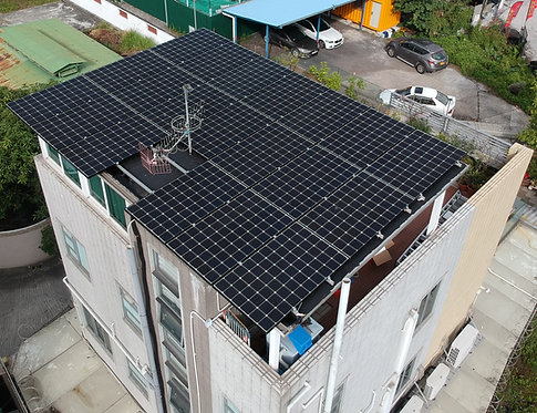 6.8KW Yuen Long with thermal board 元朗隔熱板頂