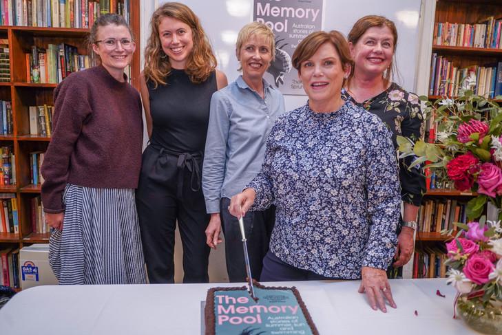 The Memory Pool launch