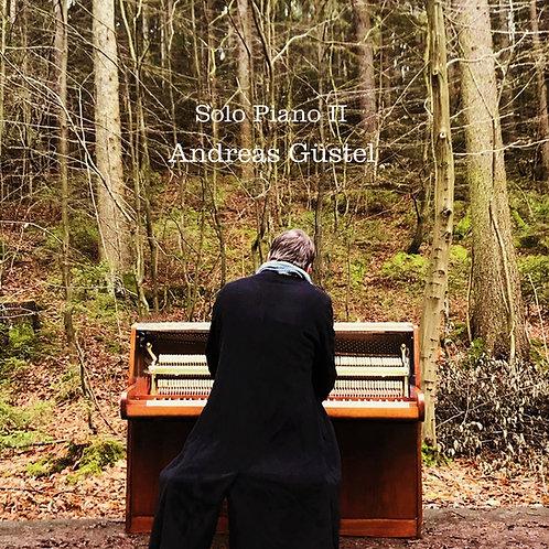 CD: Solo Piano II - Andreas Güstel