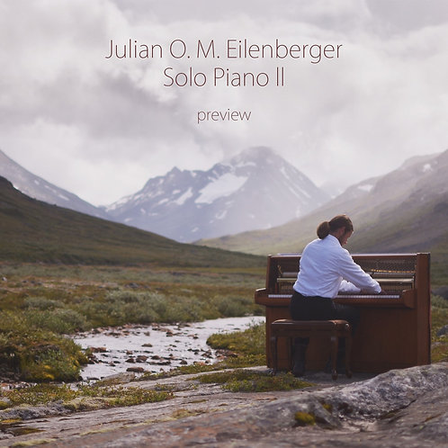 CD: Solo Piano II - Julian Eilenberger