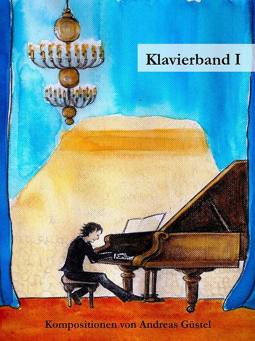 Klavierband I - Andreas Güstel