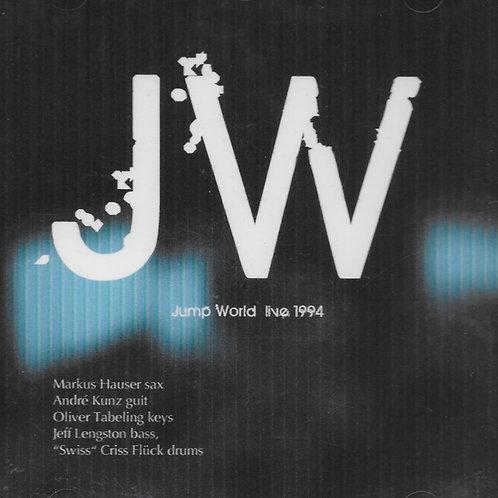André Kunz  & Jump World / Live