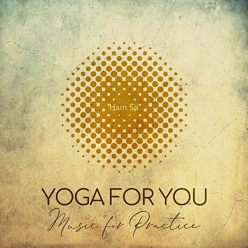 André Kunz Ham Sa (Yoga for You