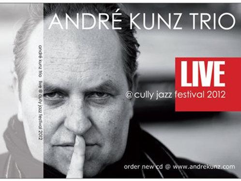 André Kunz Trio / Live @ Cully Jazz Festival