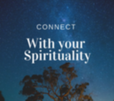 Workshop Connect with Your Spirituality