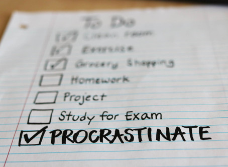 Let's Beat Procrastination!
