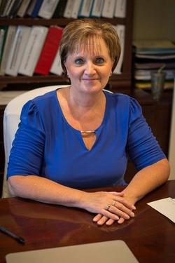 Vanessa Sackett, Treasurer