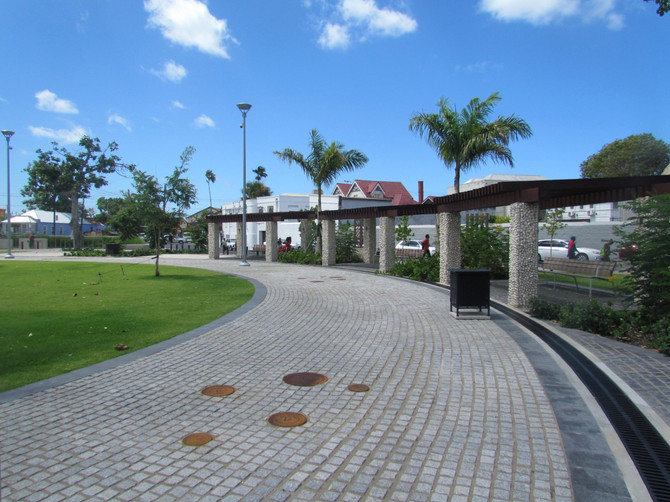 Church Village Green Park and Amphitheatre