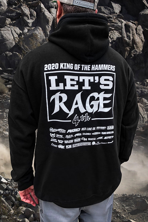 Let's Rage 2020 KOH Sweatshirt - Mens