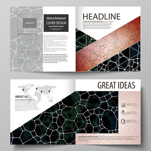 A4 Brochures