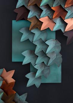 DecoDe standard finishes composition- Design Pino Scaglione