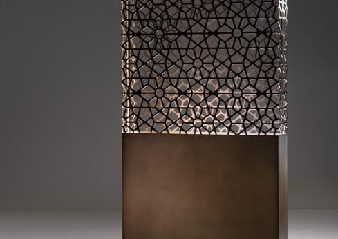 Dafne & Demetra DeLabré B Iron - Design Ludovica+Roberto Palomba