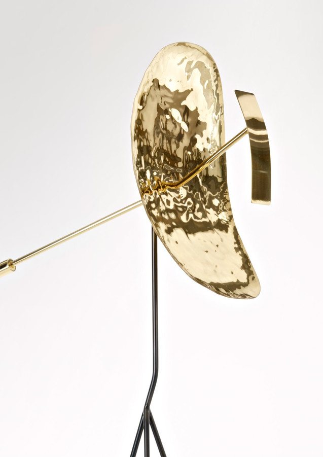 Ribot (LED) Brass - Design Alessandro Mason