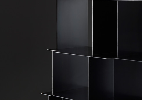 Nippon Waxed Natural Black Iron- Design Alberto Nason