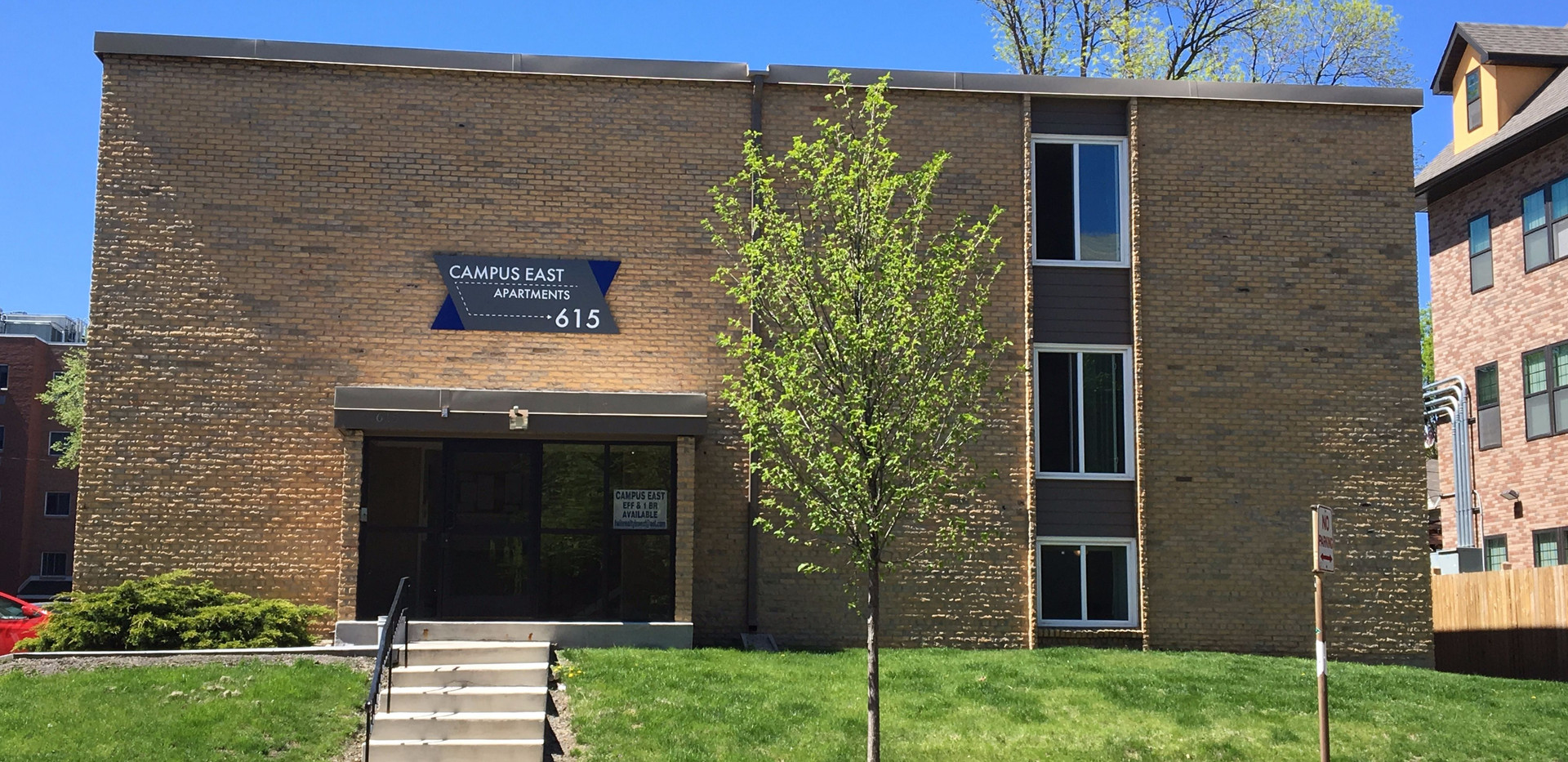 Campus East Exterior
