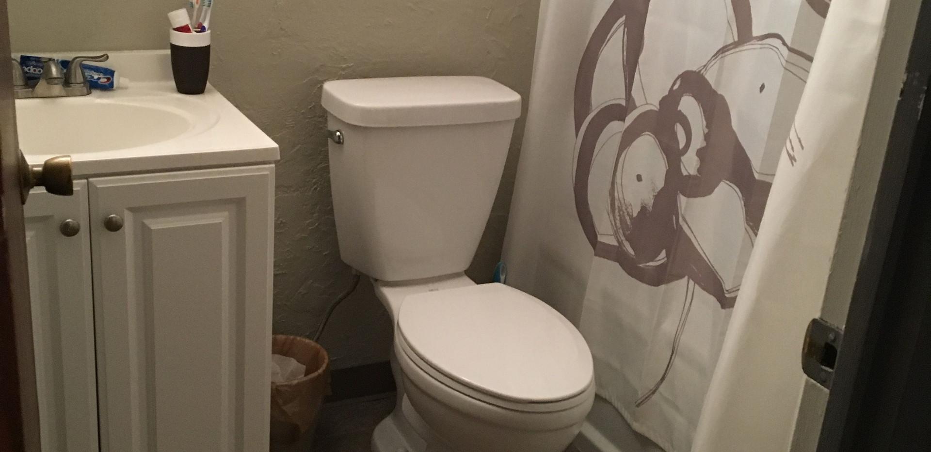 Campus East Bathroom